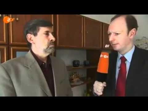 ZDF Heute Show - Martin Sonneborn (Die Partei)  - Hans Püschel von der NPD