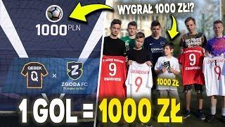 1 GOL = 1000 ZŁ! Widz zarobił 1000 PLN?! PŁACHTA NAGRÓD! - Odc.2