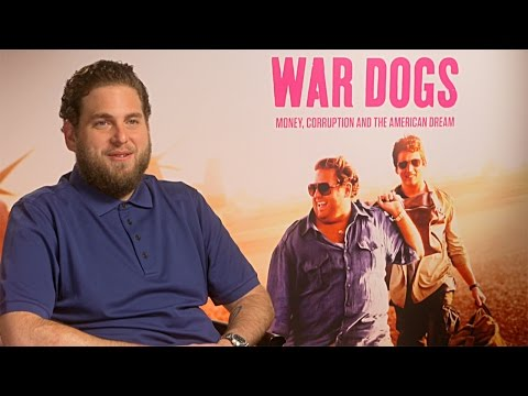 War Dogs: Interview with Jonah Hill and Todd Phillips