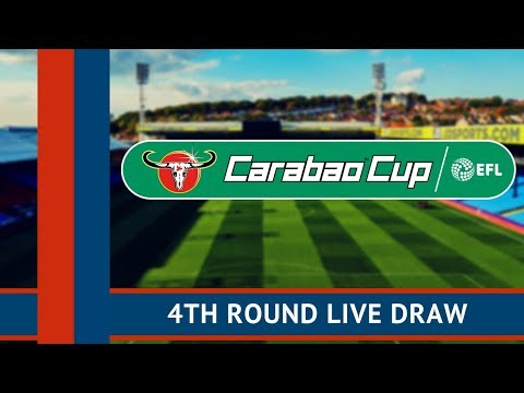 Carabao Cup 4th Round Draw | Live Reactions | Who will Palace get in the Carabao Cup Draw?