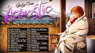 ベストイングリッシュアコースティックラブソング2021-ポピュラーソングのグレイテストヒッツバラードアコースティックギターカバー 柔らかくて深い英語の歌 (12)