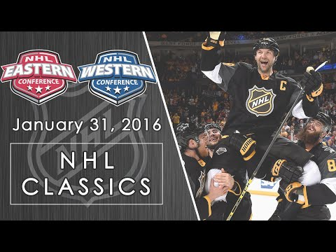 NHL Classics: John Scott, Pacific Division win 2016 All-Star Game | 1/31/16 | NBC Sports