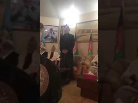 Former president Karzai said that Americans killed Gen Raziq?