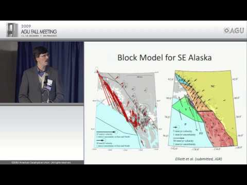 G24A - Bowie Lecture - Geodetic Constraints on the Tectonics of Alaska and the North Pacific