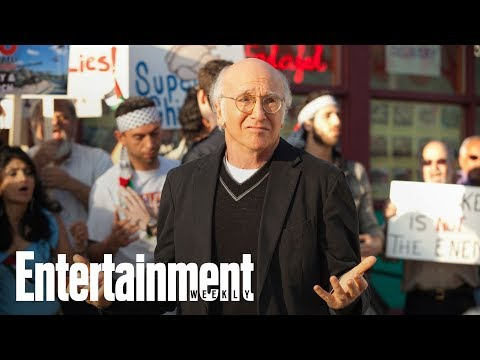 'Curb Your Enthusiasm' New Episodes Leaked Online By Hacker | News Flash | Entertainment Weekly