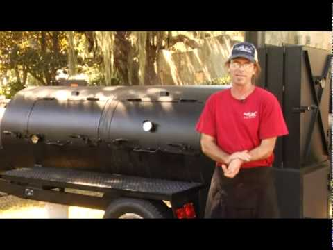 Lang Smoker Cooker Competition At St. Simons Island
