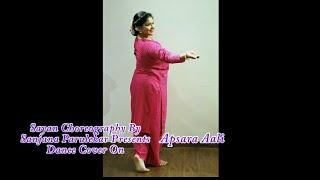 Apsara Aali | Natarang | Ajay Atul | Sonalee Kulkarni | Marathi Song | Dance Cover | Semi Classical