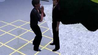 The sims 3 в сумерках / превращение в вампира