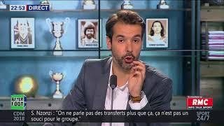 After Foot du mardi 12/06 – Partie 3/6 - L'avis tranché de Jérôme Rothen sur Antoine Griezmann