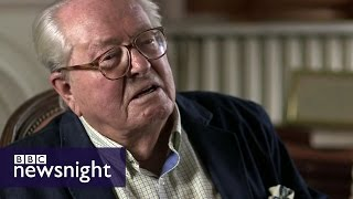 Le Pen and the rise of the far-right in France - BBC Newsnight