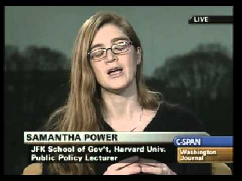 Samantha Power Criticizes U.N. Security Council Members, Wants Standing Army for the United Nations