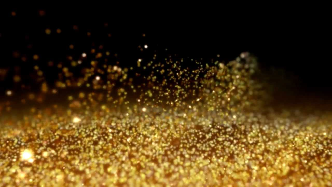 Falling Glitter Wallpaper Wind And Particles Test Lightwave 3d Youtube