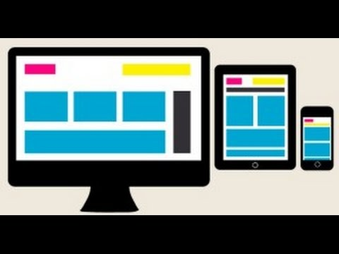 How to Make Blogger Template Mobile Friendly and Responsive - YouTube