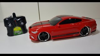 Hyper Chargers - Ford Mustang GT 5.0 RC Car Review Video