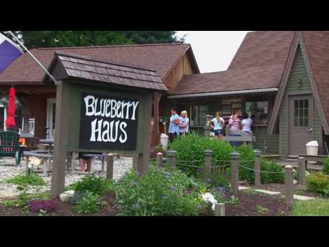 The Visitors Guide to Southern Vermont - Blueberry Haus