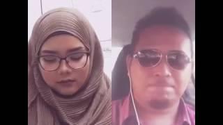 SMULE Assalamualaikum P Ramlee Saloma cover by Qila Abu Bakar Fadzlee Wahab