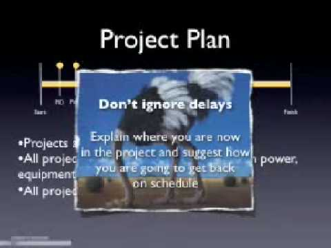 Progress Report Presentation  Youtube