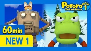 [Pororo NEW1] #31 - #40 (50min) Compilation | Kids Animation | Pororo the Little Penguin