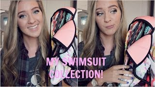 My Swimsuit Collection 2014! | ZaraForever