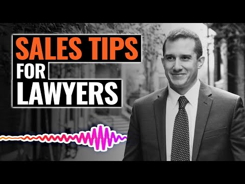 Understanding the Fundamentals of Legal Sales