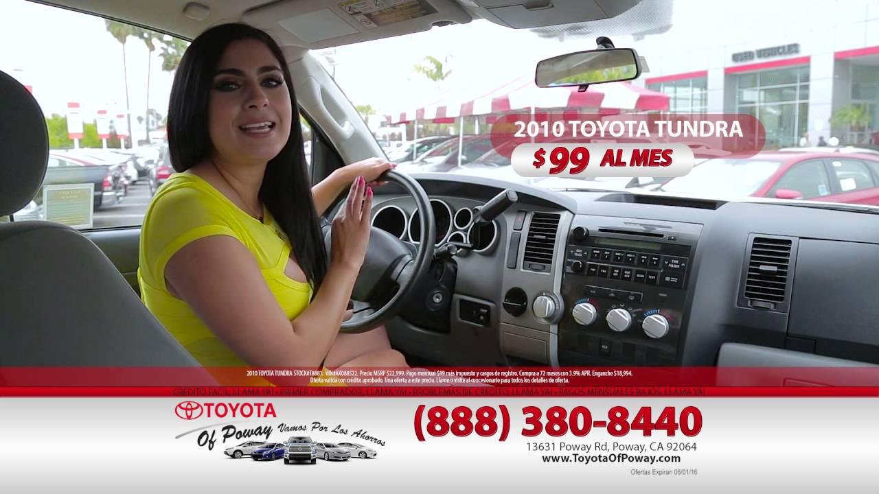Spanish weekend ad 05 21 2016 toyota of poway