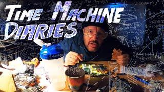 Time Machine Diaries   Kevin James