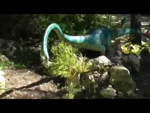 Dinopark Denkendorf Eröffnung