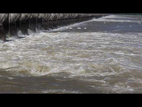 The Physics of Mississippi Flood Control