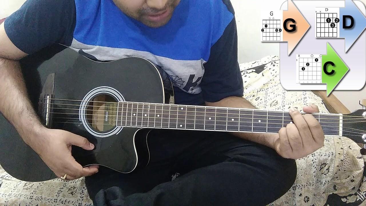 deewana hua badal chords