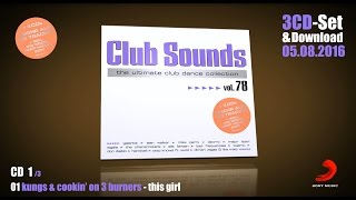 Club Sounds Vol.78 (Official Minimix)