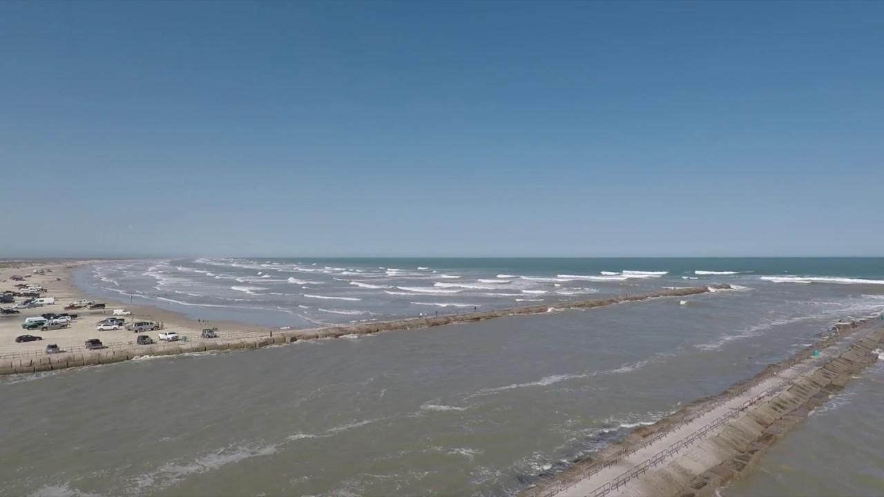 Gopro Karma Drone Corpus Christi Mustang Island