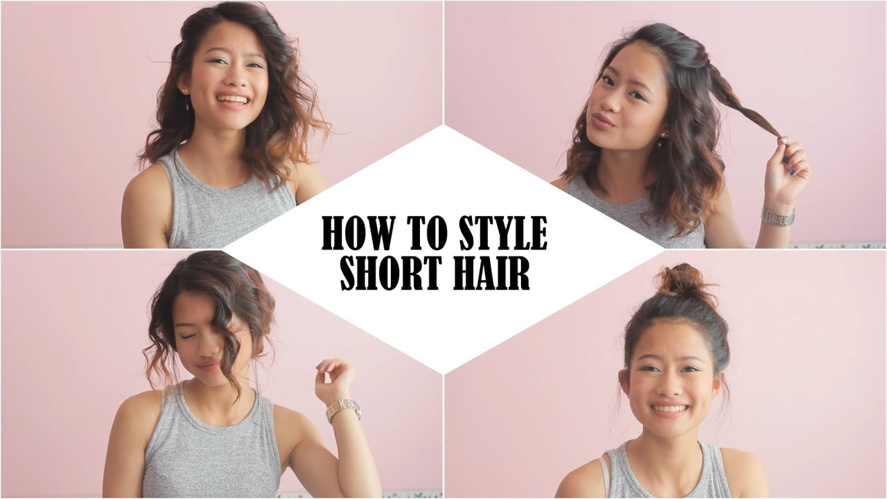 how to style lob hair how to style hair lob easy hairstyles 7002