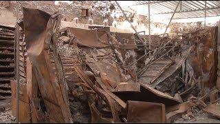 Baixar Authorities Face Monumental Task Restoring Fire Gutted Brazilian Museum