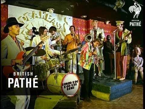 The Bonzo Dog Doo Dah Band Equestrian Statue (1967)