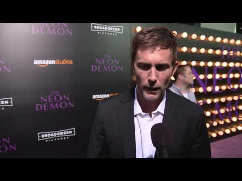 The Neon Demon: Desmond Harrington