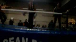 Cassandro and Hurricane Hector VS Muneco Infernal and Escorpio2000