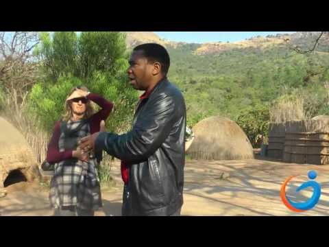 Swaziland - Mantenga Cultural Village 2017 - Swazi culture lecture