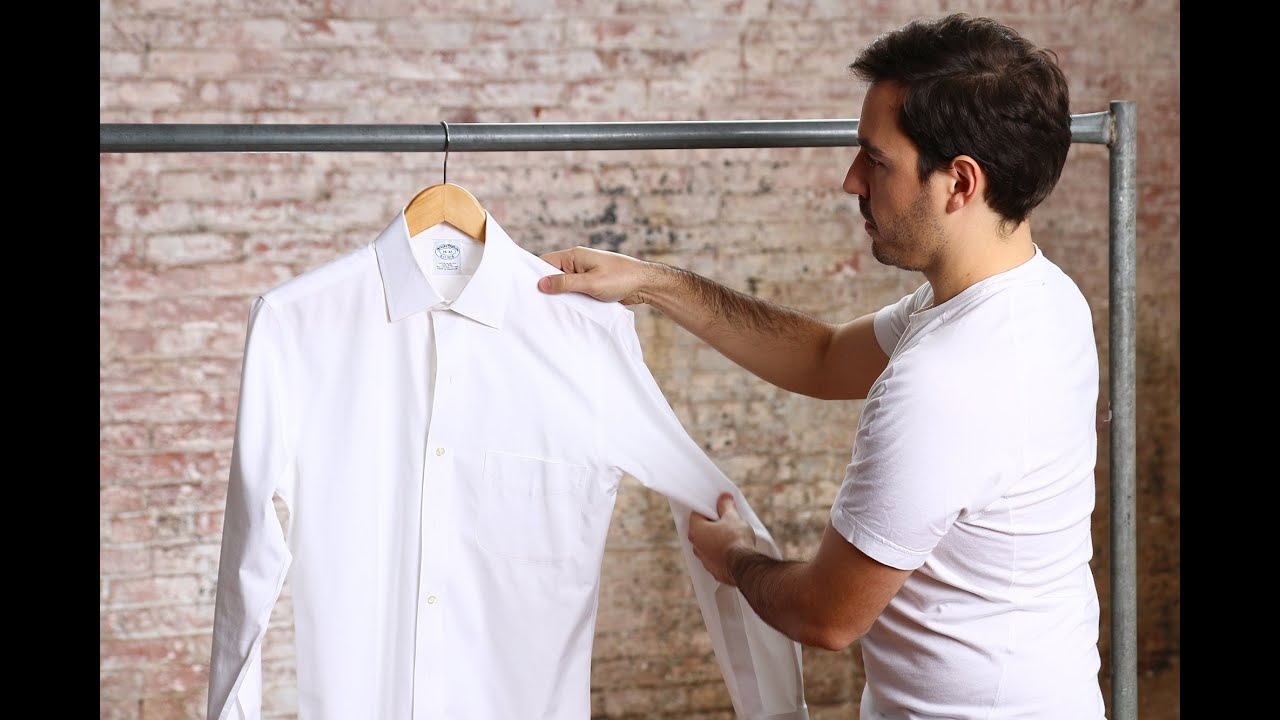 5 Tips For Keeping Your Dress Shirt Crisp Youtube