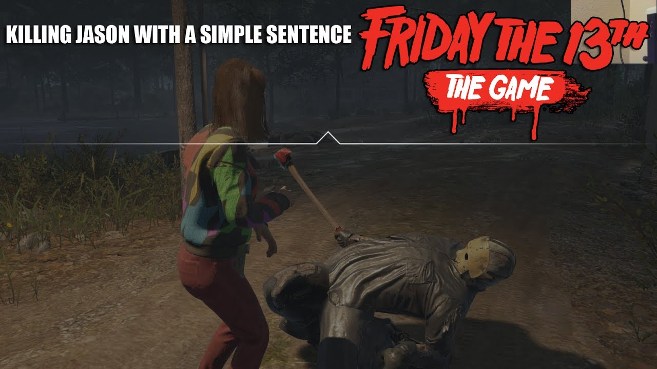 Friday the 13th Game - How to Kill Jason | AllGamers