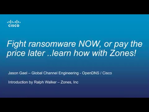 Fight ransomware now or pay the price later – Learn how with Zones