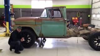 1963 Chevy 3/4 Ton 4x4 Build - Wheels