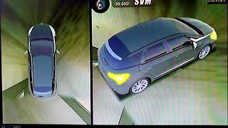 3D модель Citroen DS5 для 3D BIRDVIEW 360°