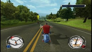 American Chopper 2: Full Throttle PS2 Gameplay HD (PCSX2)
