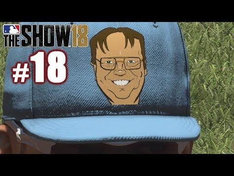 PLAYING DWIGHT SCHRUTE! | MLB The Show 18 | Diamond Dynasty #18