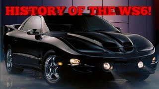 What is a WS6 a Trans am?  What does WS6 stand for?