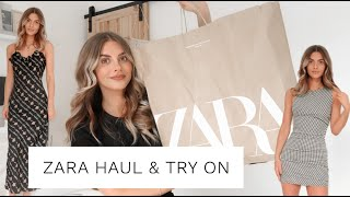 ZARA, H&M & ASOS TRY ON HAUL | Fashion Influx