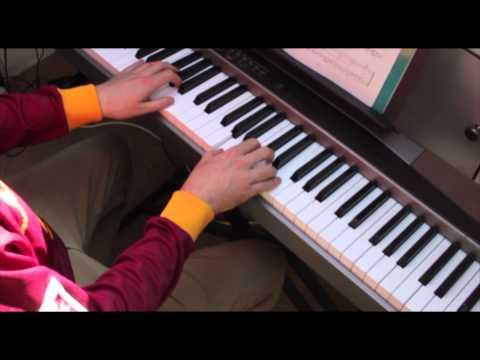 ABRSM Piano 2015-2016, Grade 4, Progulka, Prokofiev, C3