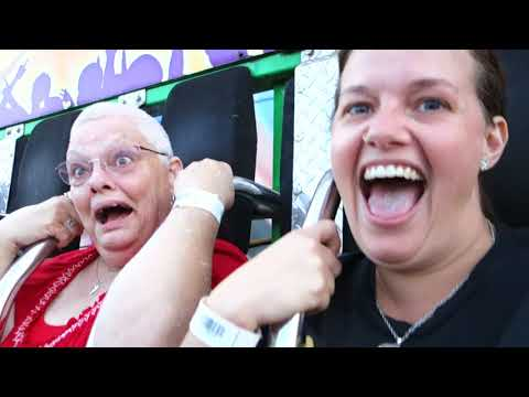 GRANDMA VS. THE FAIR