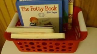 Potty Training Bathroom Ideas