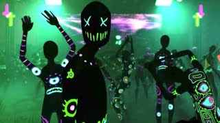 Strobophagia: Rave Horror - Dance, Drink & Die in this Psychedelic Rave Horror Game!